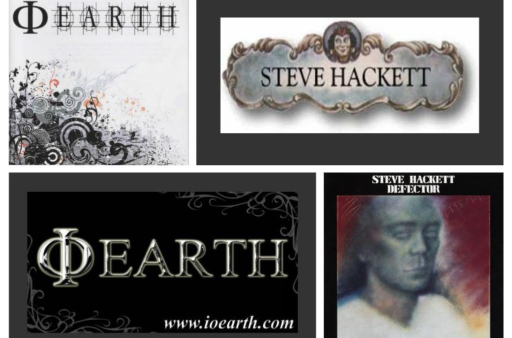 218: IO Earth & Steve Hackett