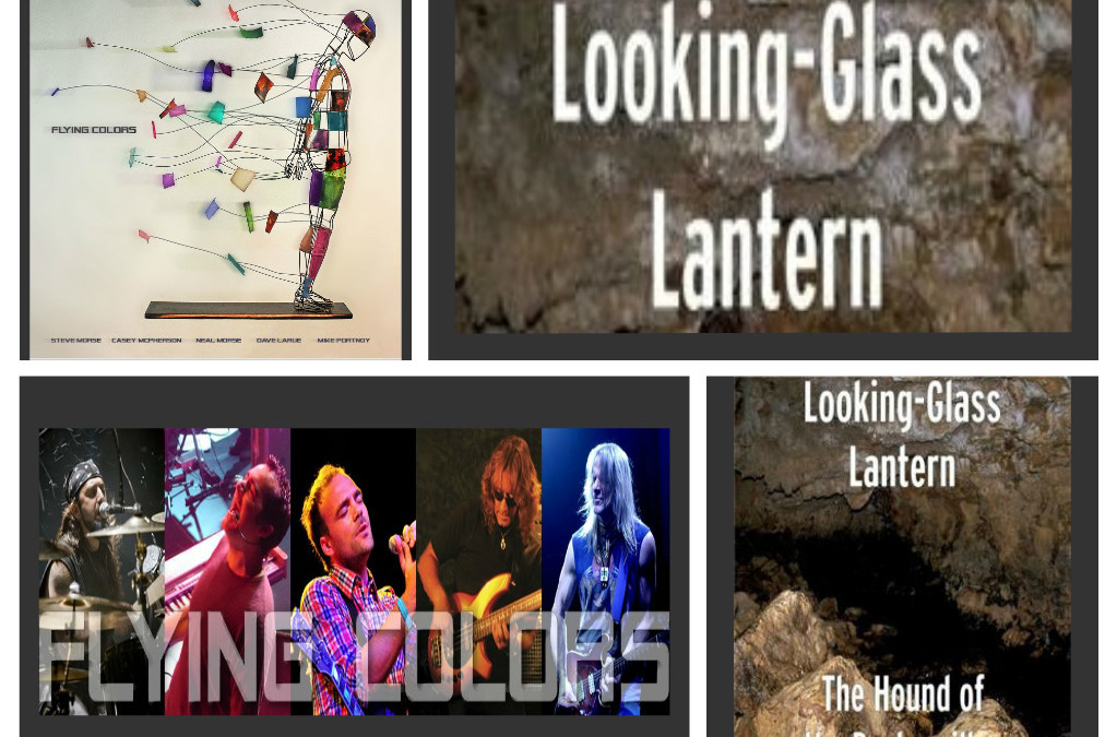 212: Flying Colors & Looking-Glass Lantern