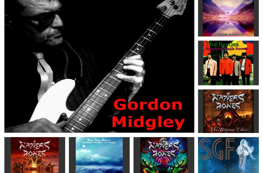 312: Beatles, Emerson + Gordon Midgley feature