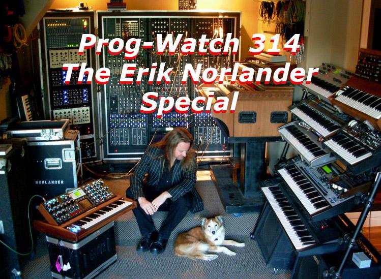 314: The Erik Norlander Special