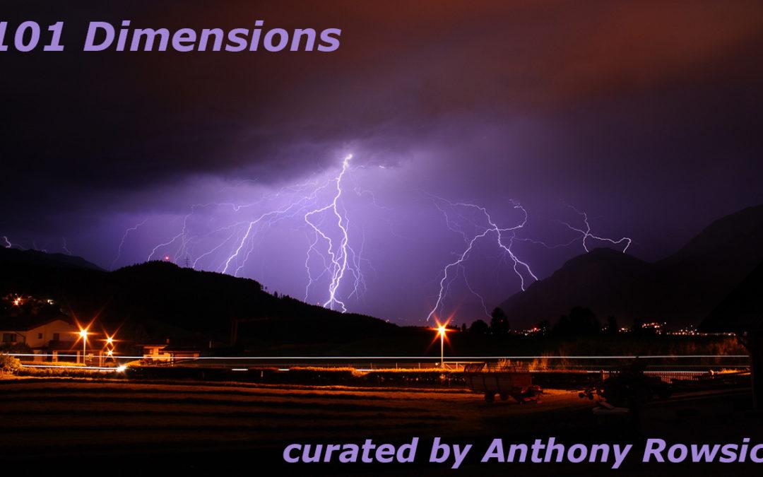 101 Dimensions – May 2016