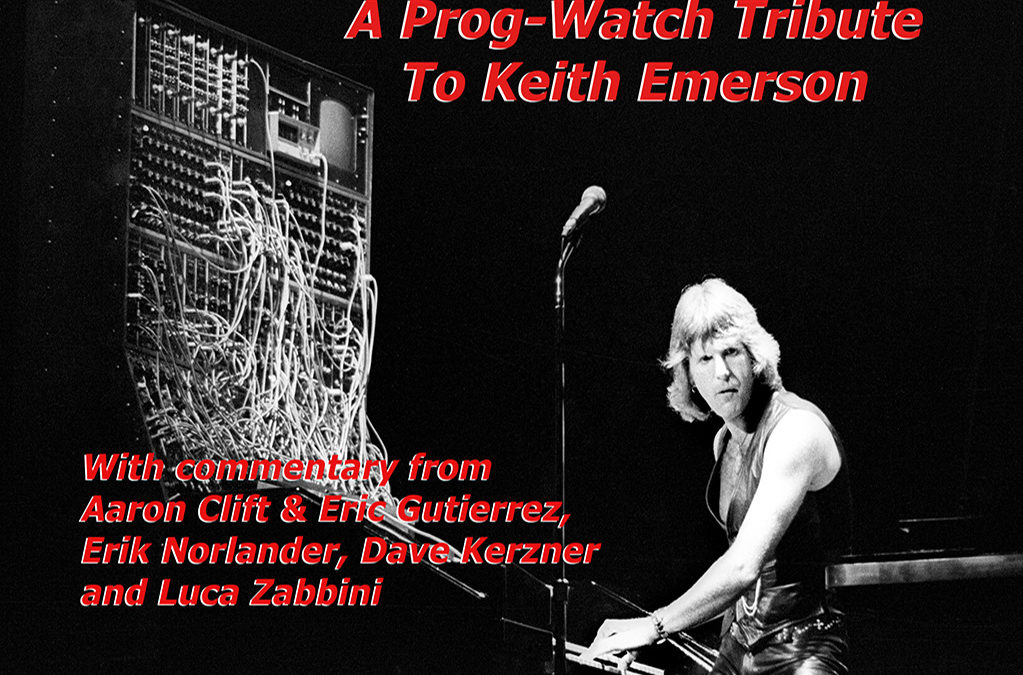 316: A Tribute To Keith Emerson