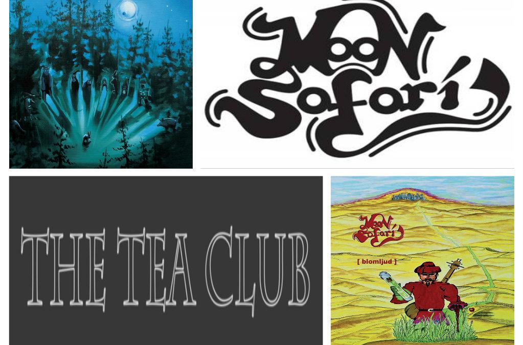 222: The Tea Club & Moon Safari