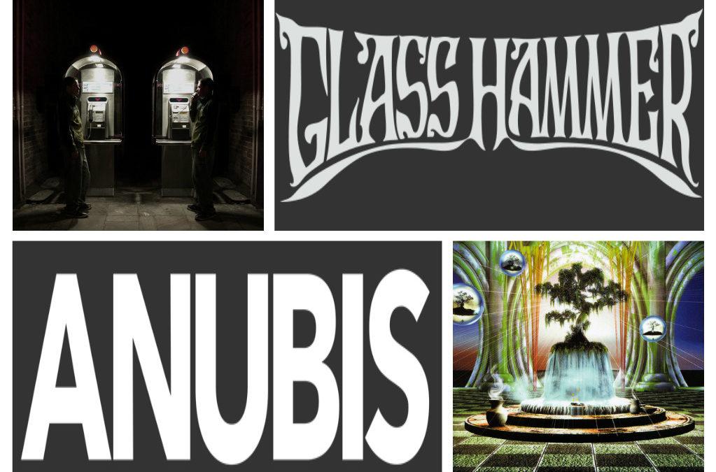 228: Anubis & Glass Hammer