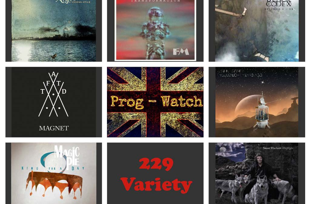 229: Variety Show #9
