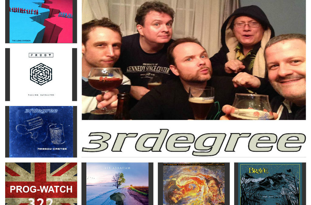 322: Brave, Frost*, Lee Abraham & 3rdegree feature