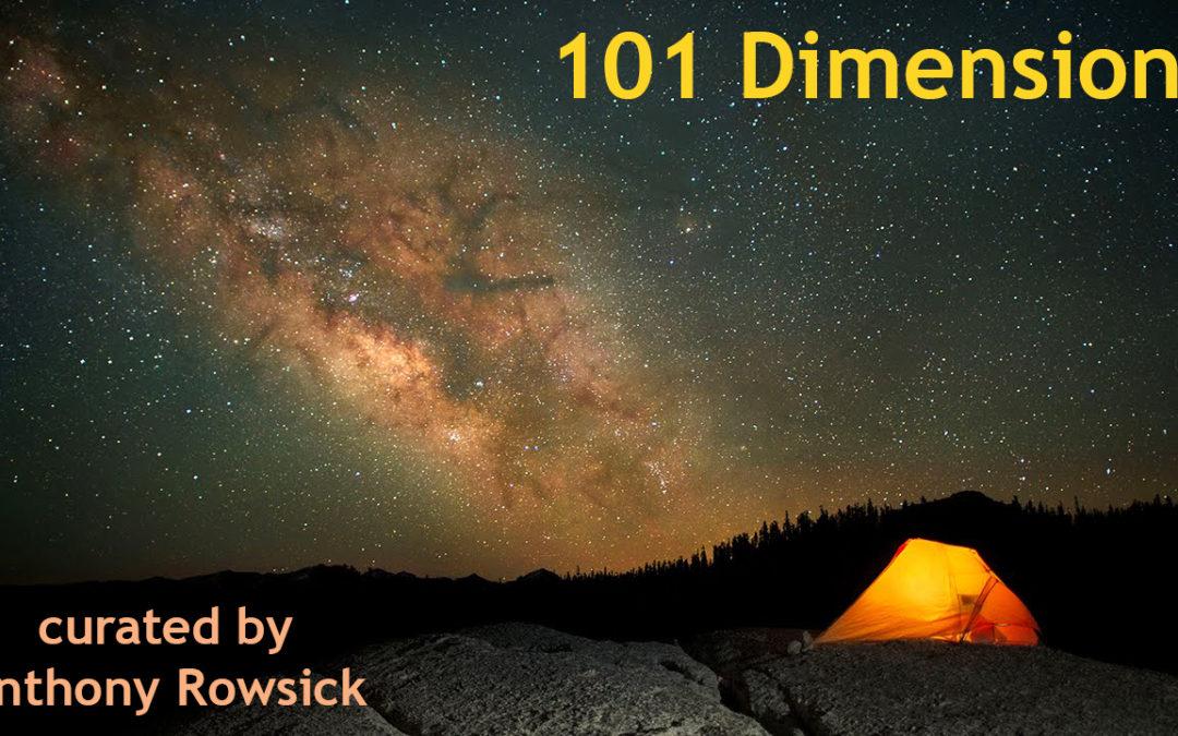 101 Dimensions – June 2016