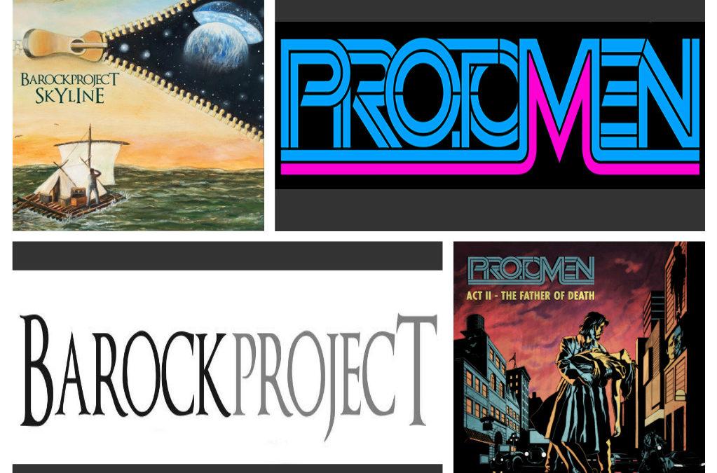 237: Protomen & the Barock Project