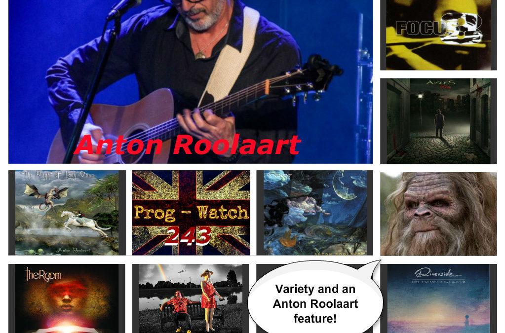 243: Variety + Anton Roolaart feature
