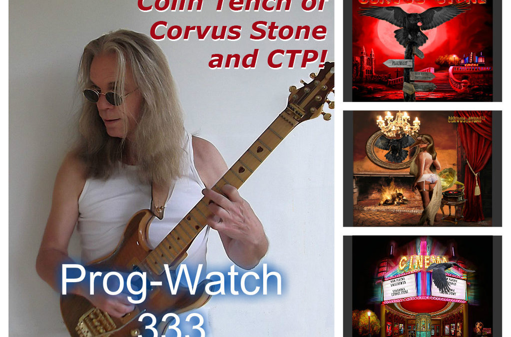 333: Colin Tench of Corvus Stone and CTP