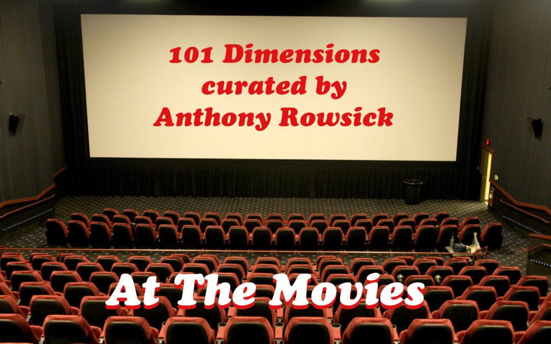 101 Dimensions – November 2016 – At The Movies