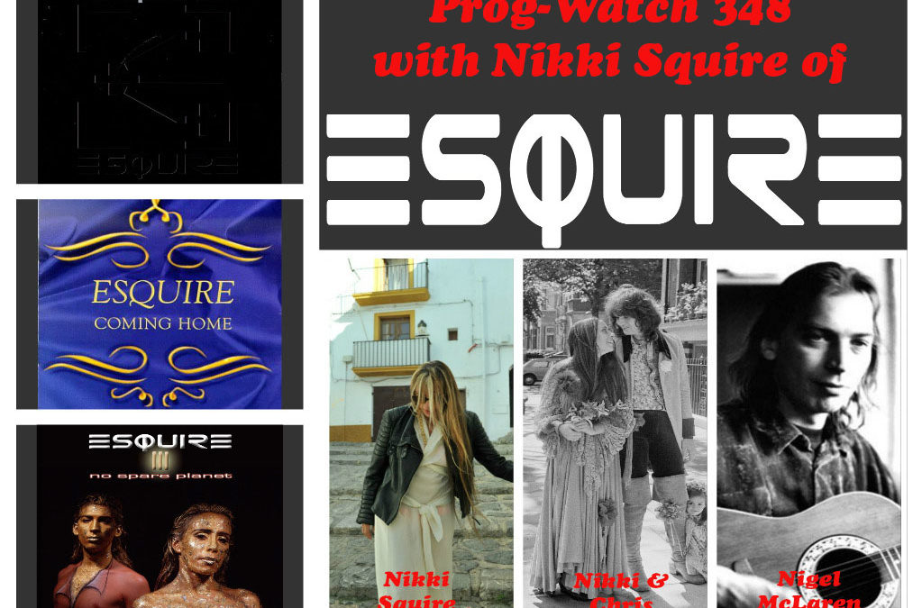 348: Nikki Squire of Esquire