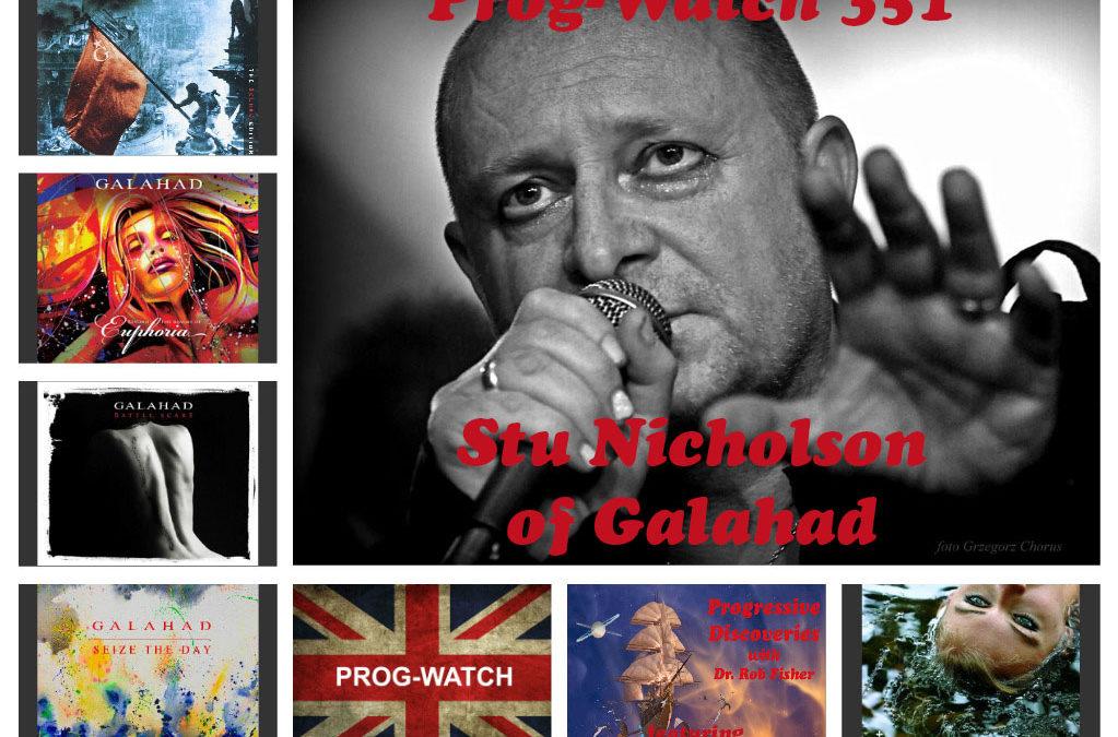 351: Stu Nicholson of Galahad + Thomas Thielen