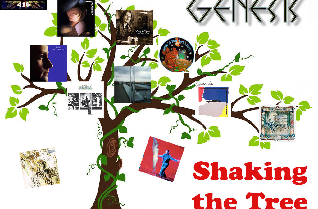 416: Shaking the Family Tree of the band Genesis