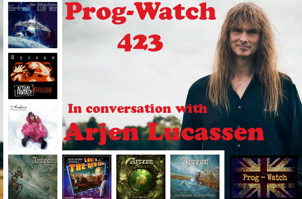 423: Arjen Lucassen, Pt. 1
