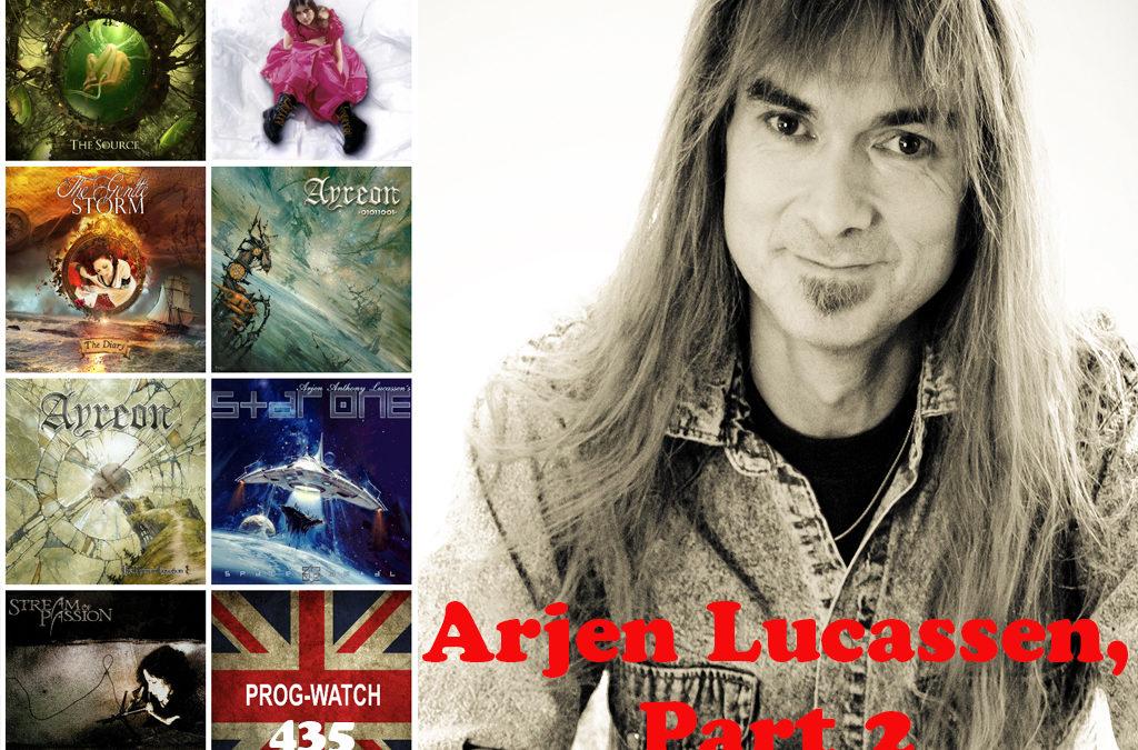 435: Prog Rock Icon Arjen Lucassen, Pt. 2