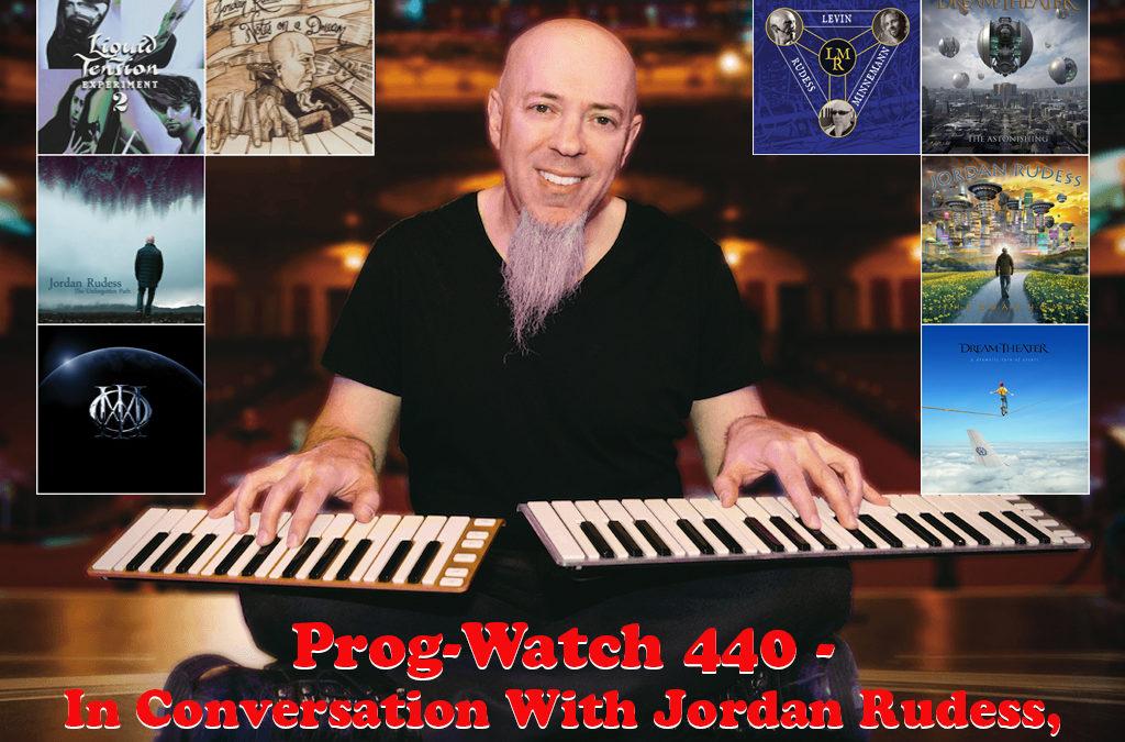 440: In Conversation with Jordan Rudess, Pt. 2