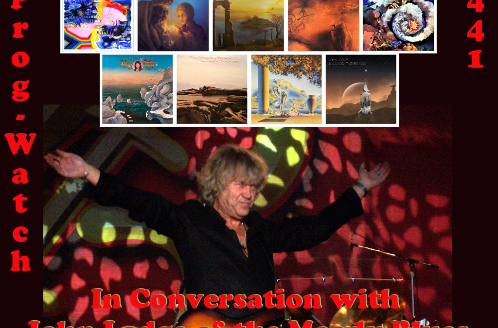 441: In Conversation with John Lodge of the Moody Blues